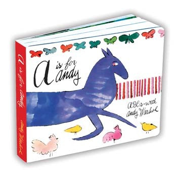 A Is For Andy Board Book