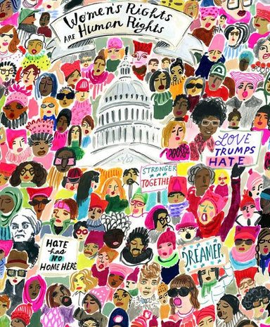 Women March! 500 Piece Puzzle