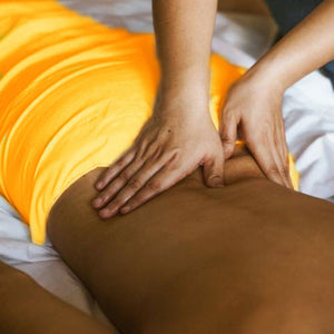 Massage : The Body Barber Signature - 75 Minute
