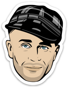 Ed Gein Sticker