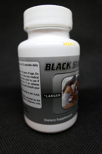 Black Stallion Male Enhancement Supplements (60 count) (Free) (Just Pay S&H)