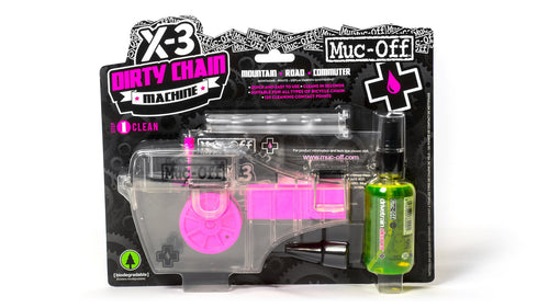 MUC OFF CHAIN CLEAN MACHINE
