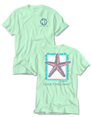 Great One Divine Starfish Tee