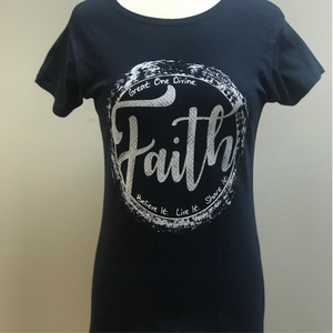Great One Divine Front Faith Tee