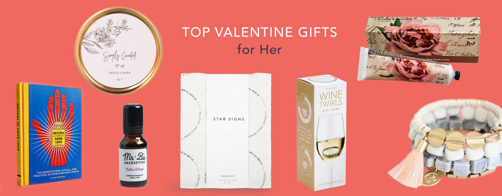 Valentine's Day Gifts Just for Her