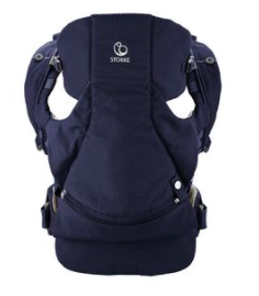 My Carrier Front & Back Navy Blue