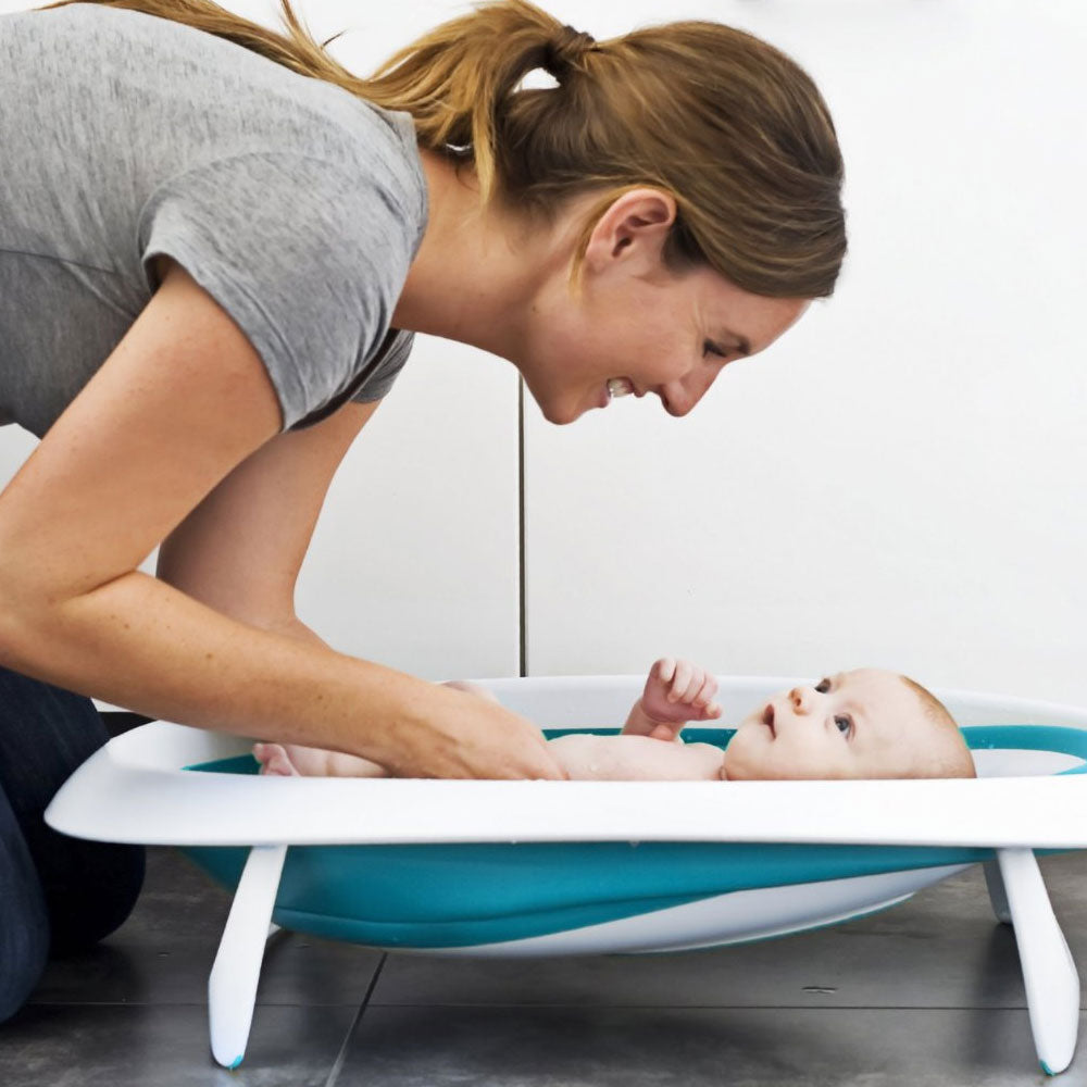 Naked Collapsible Baby Bathtub