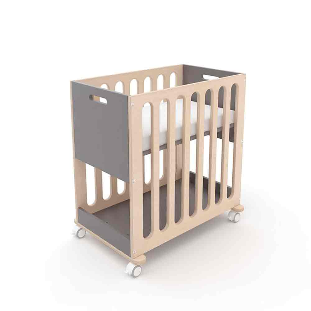 Fawn 3-in-1 Crib and Bassinet