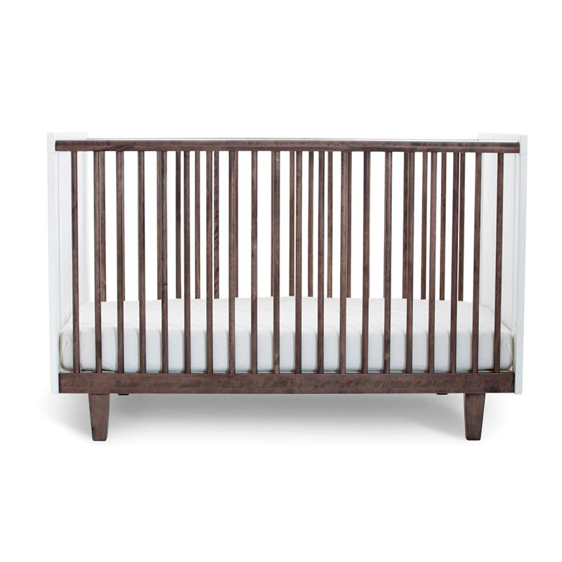 Walnut Rhea Crib