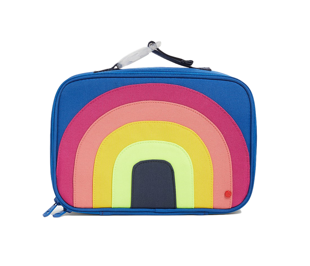 Rodgers Rainbow Lunch Box