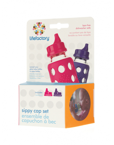 Sippy Caps 2 Pack