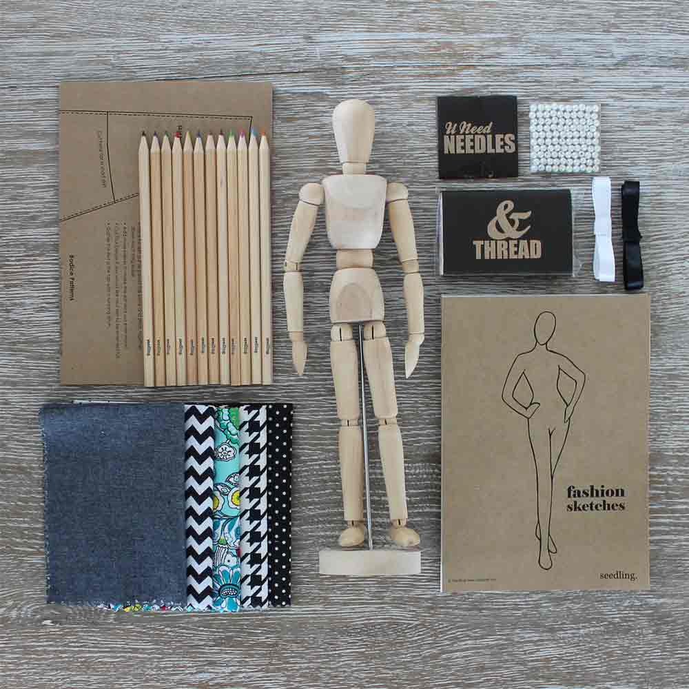 Fashion Designer's Kit