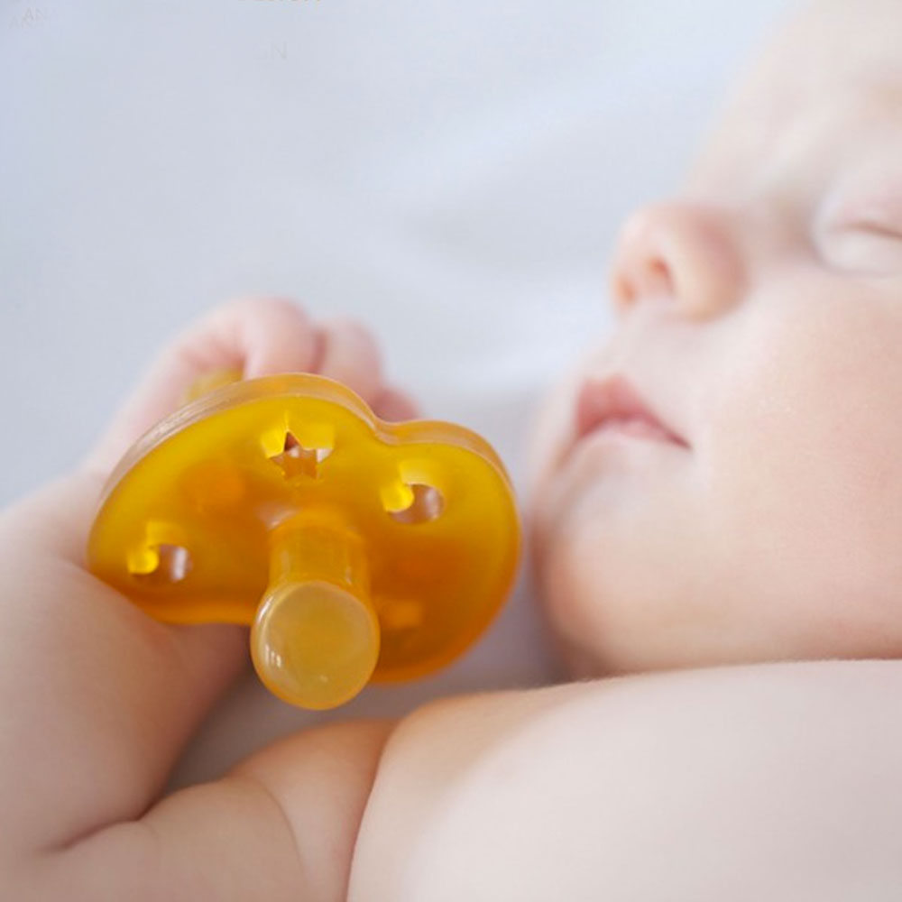 Hevea Natural Rubber Pacifier