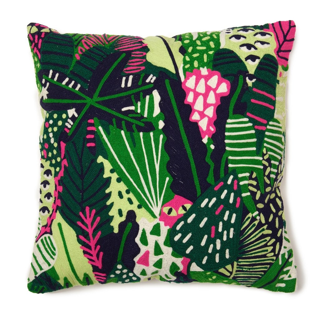 Jungle Madness Pillow