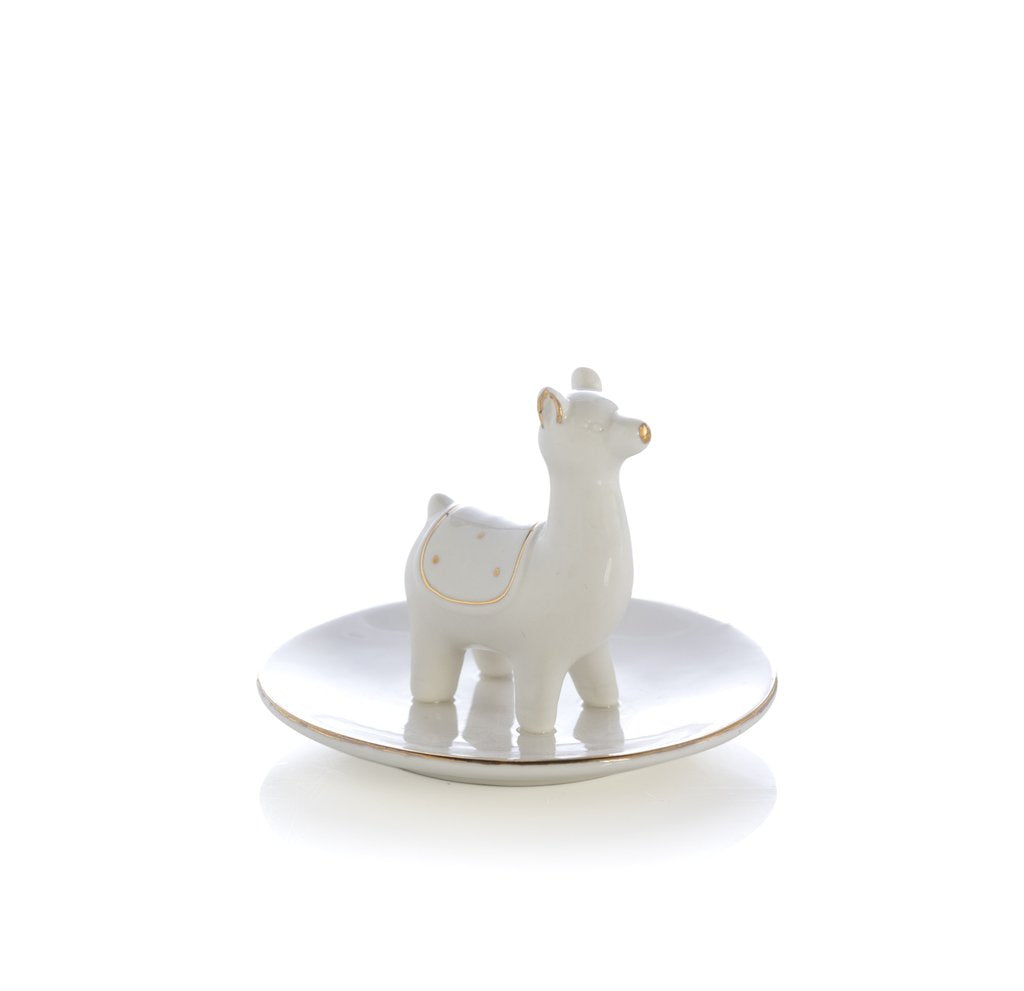 LLAMA JEWELRY HOLDER