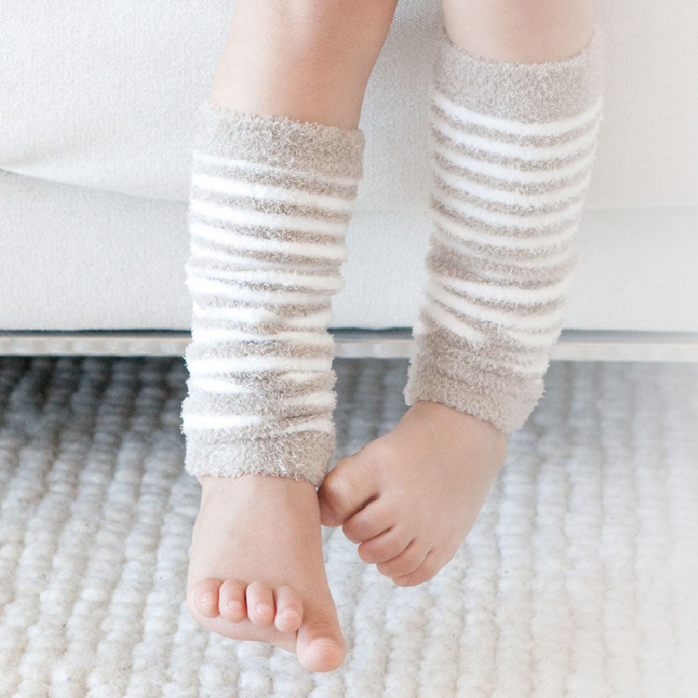 Leggies - Feather Yarn Legwarmers