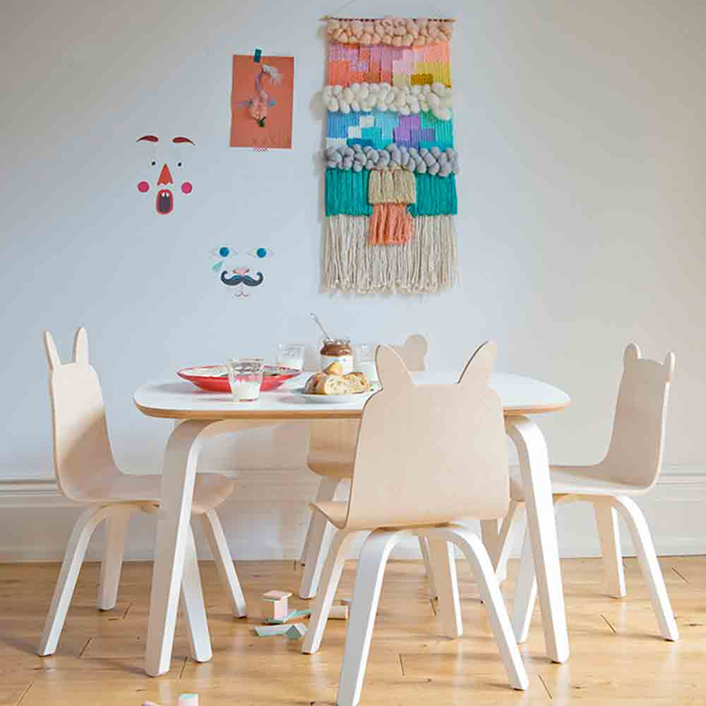 Bear Birch Play Chairs
