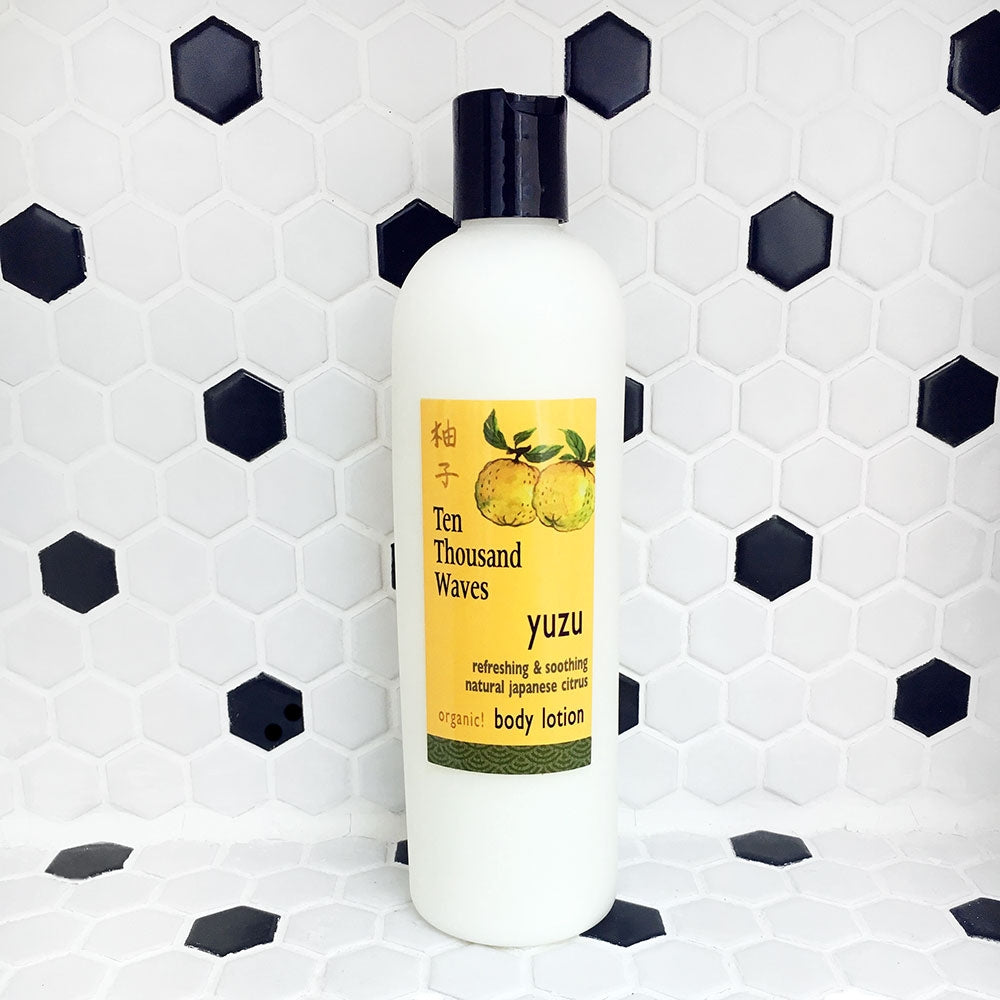 Yuzu Body Lotion