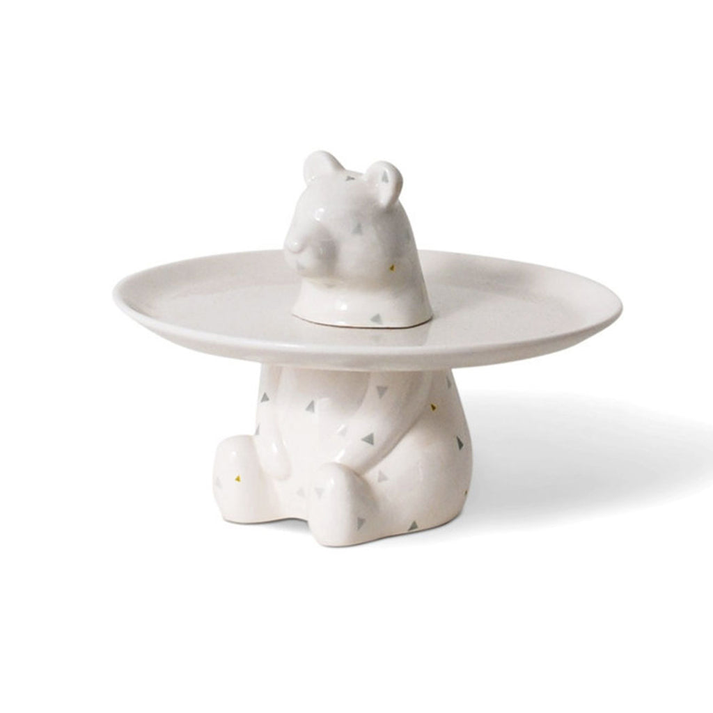 Menagerie Plates Bear