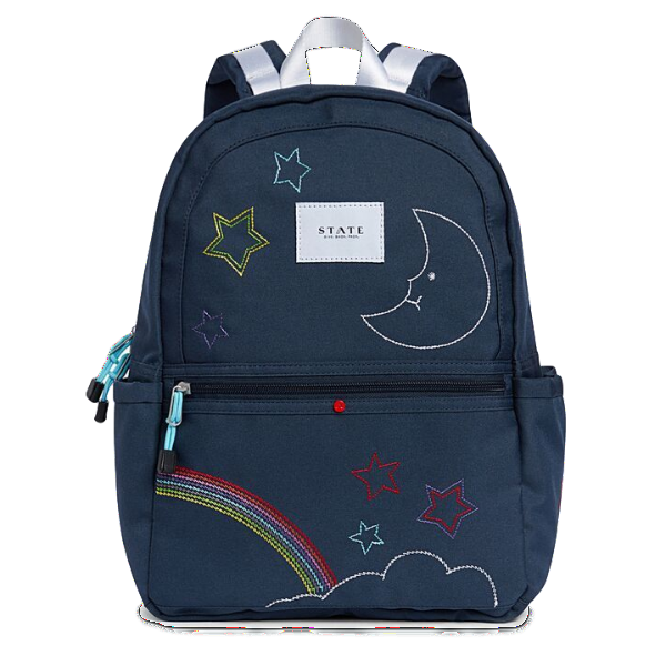 Kane Embroidery Backpack