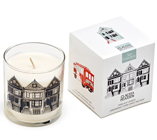 Sf Candle