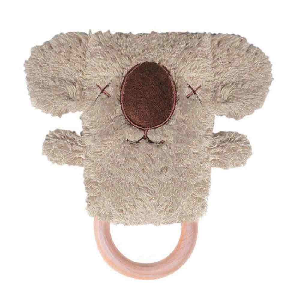 Keith Koala Teething Rattle