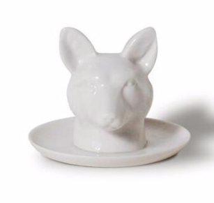 Fox Ring Holder
