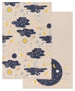 Cosmic Dish Towel
