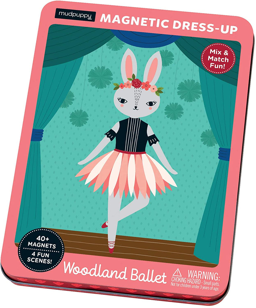 Woodland Ballet Magnetic Dress-up