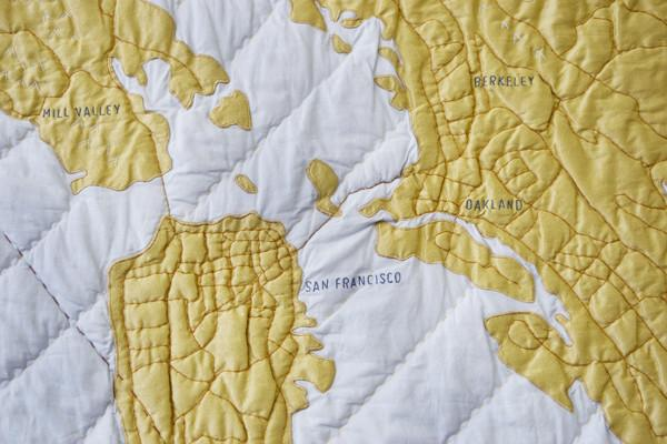 San Francisco Bay Quilt