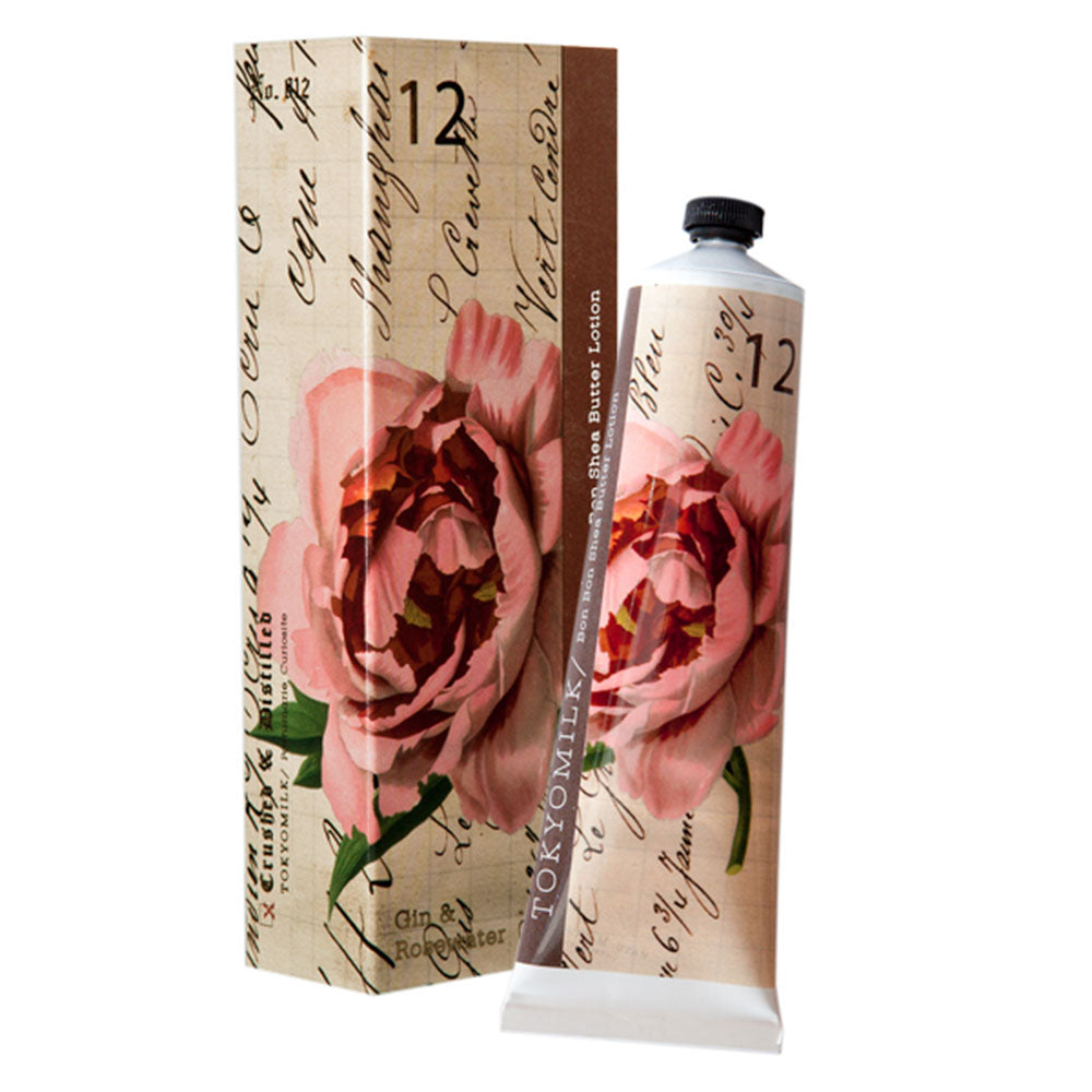 Gin & Rosewater Lotion