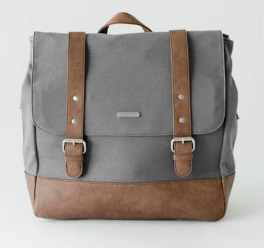 Marindale Grey Backpack