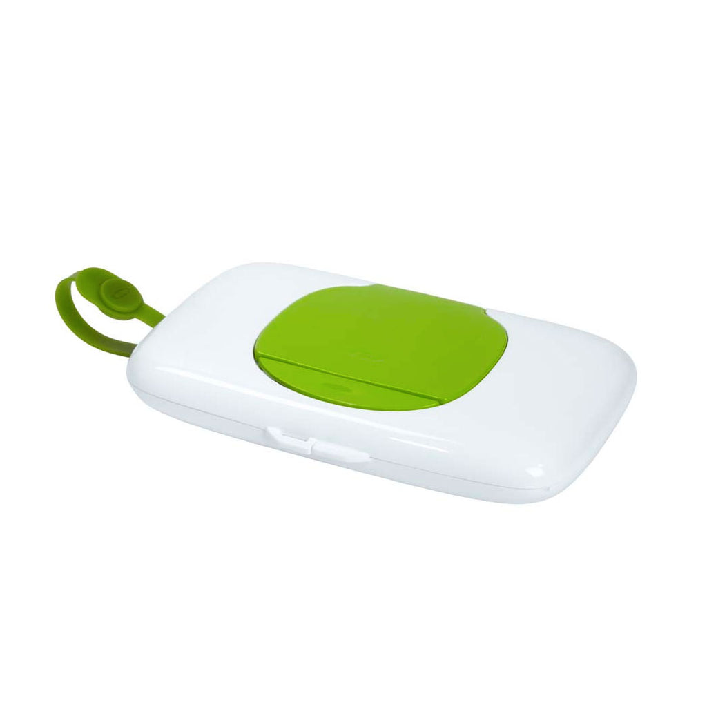 On-the-Go Wipes Dispenser Green