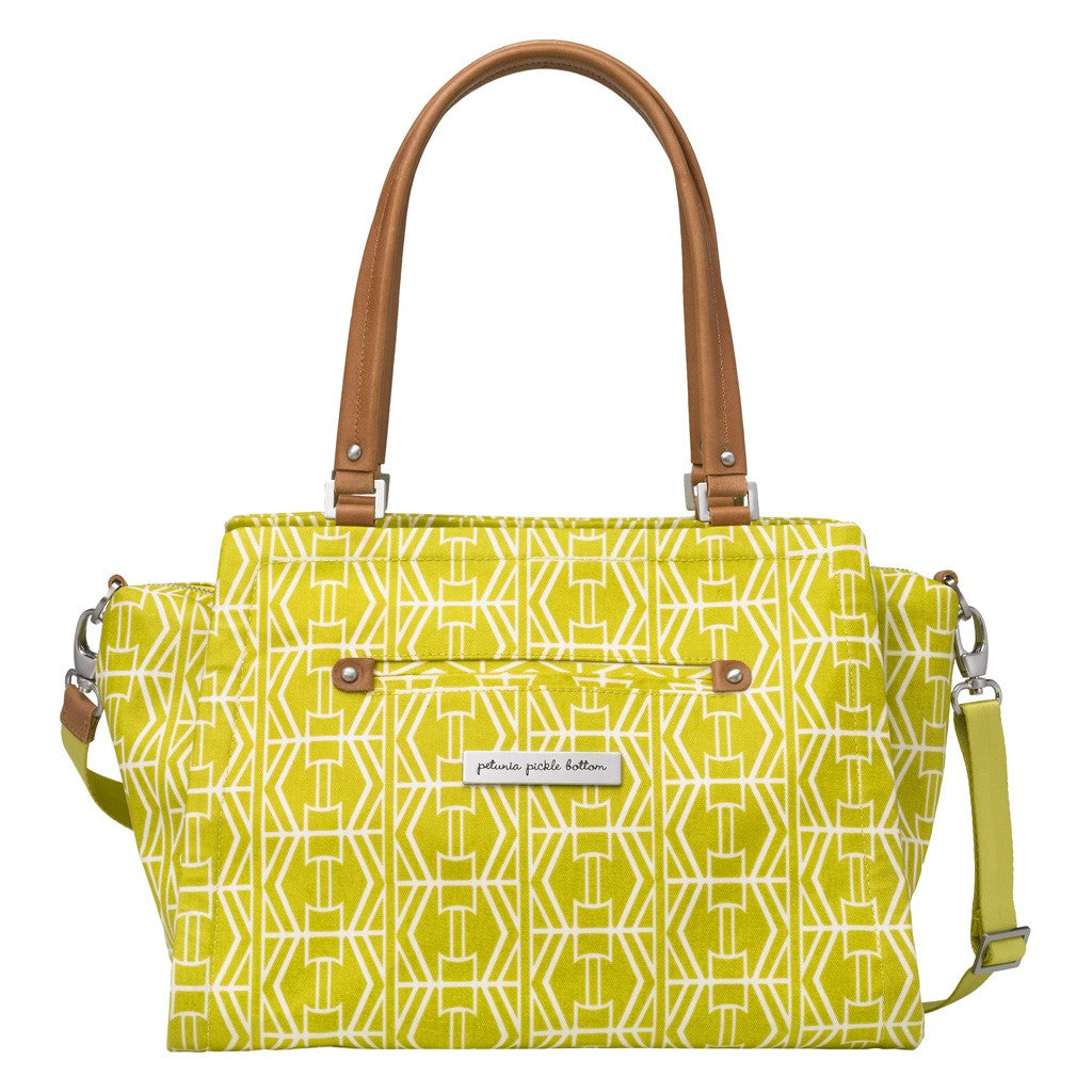 Citrus Statement Diaper Bag