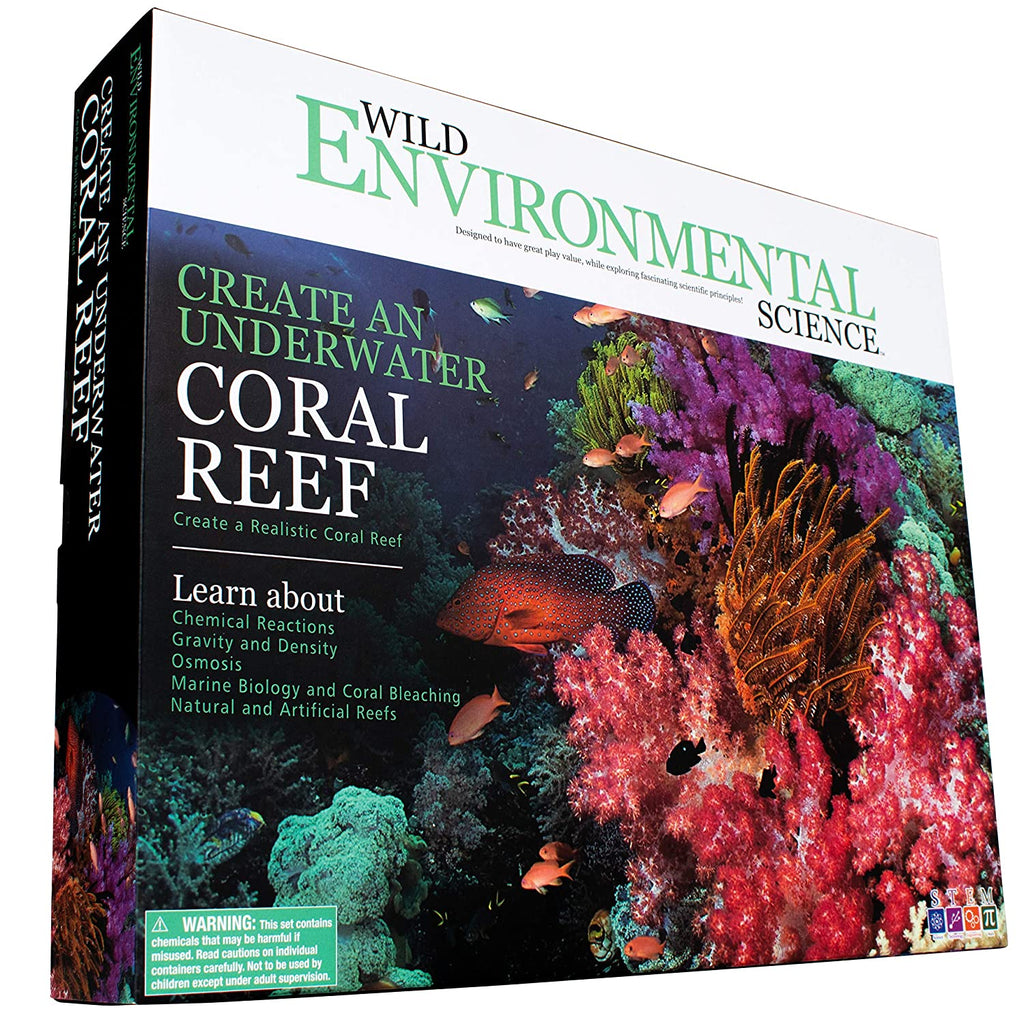 WILD! Environmental Science BYO Coral Reef