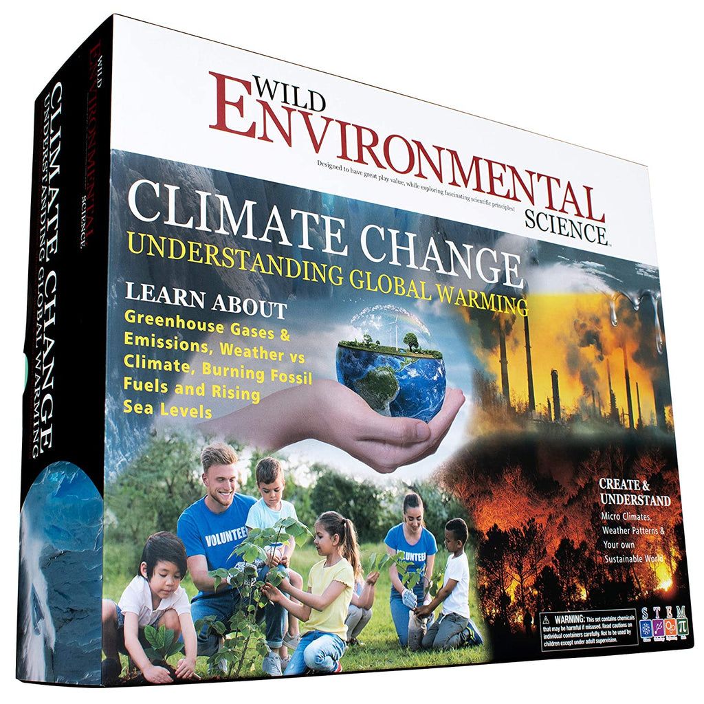 WILD! Environmental Science Climate Change