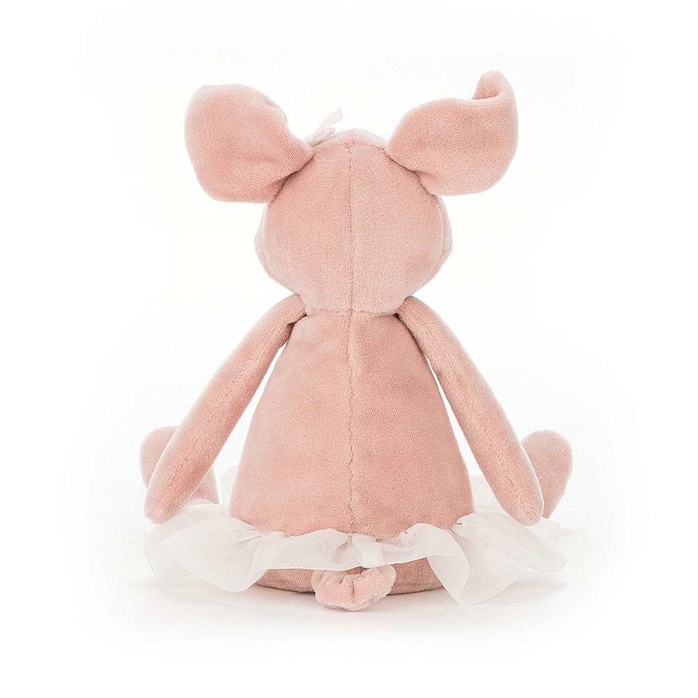 Dancing Darcey Piglet Small Rear View