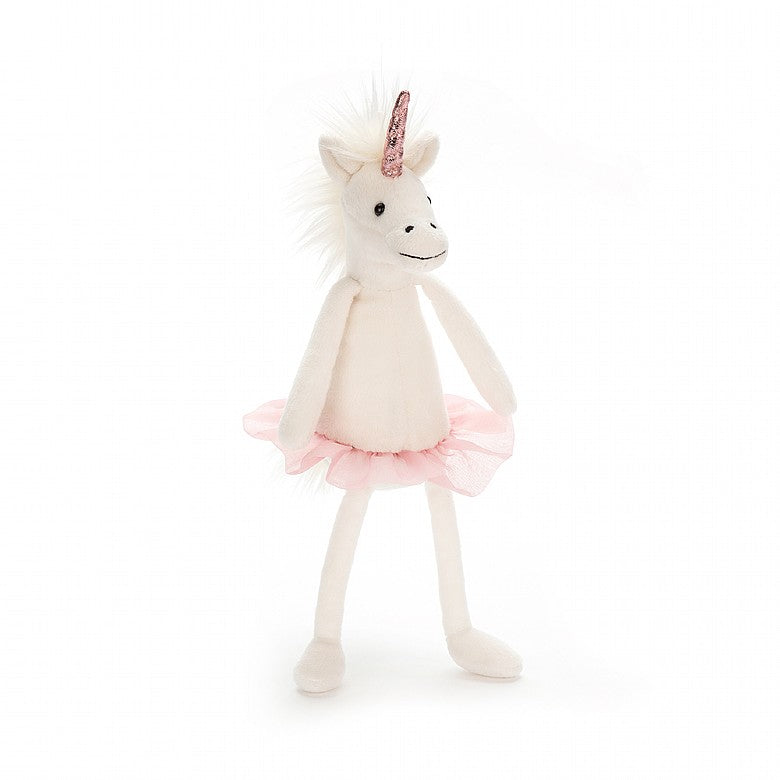 Dancing Darcey Unicorn Small Standing