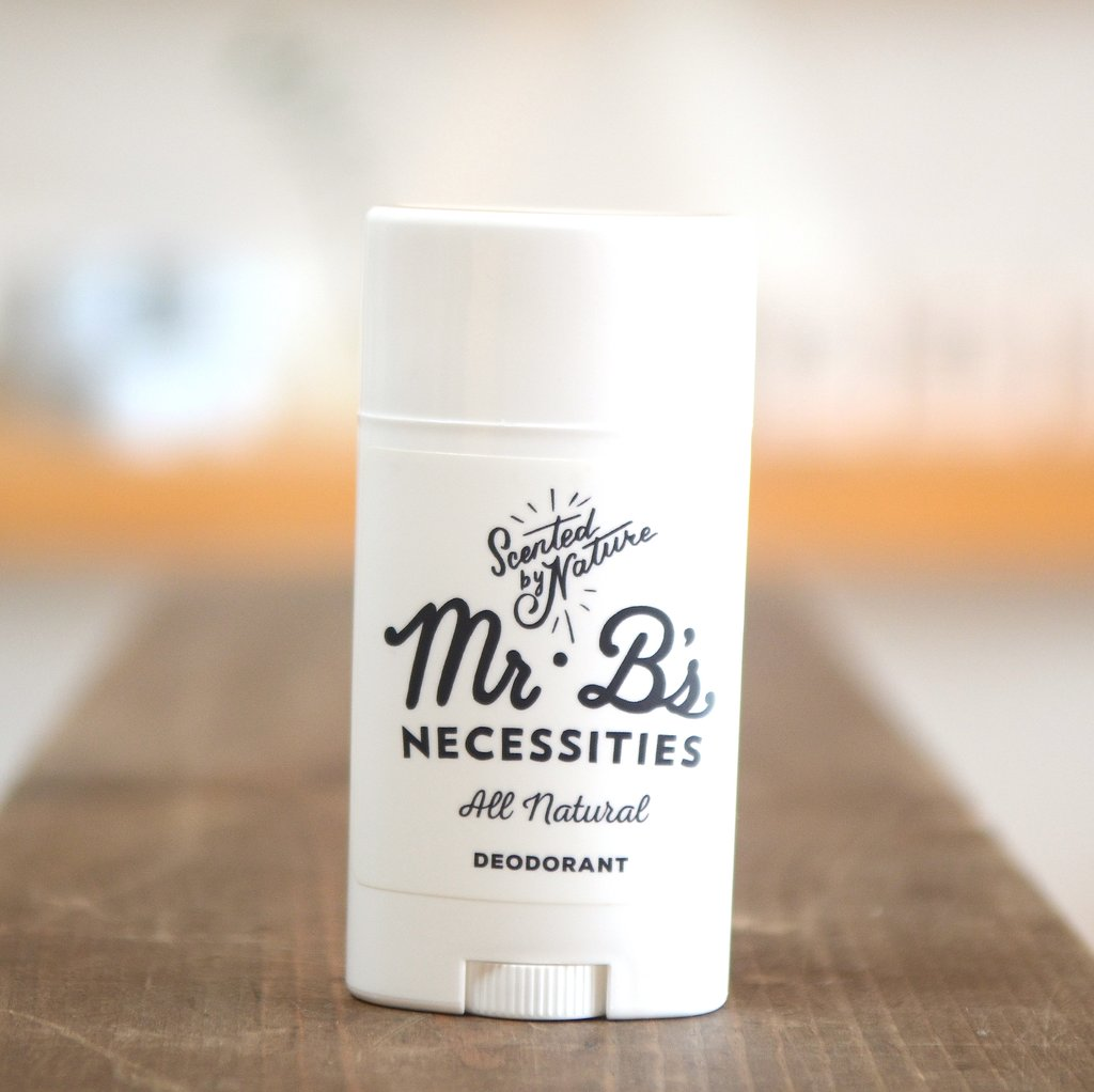 Mr B's All Natural Deodorant