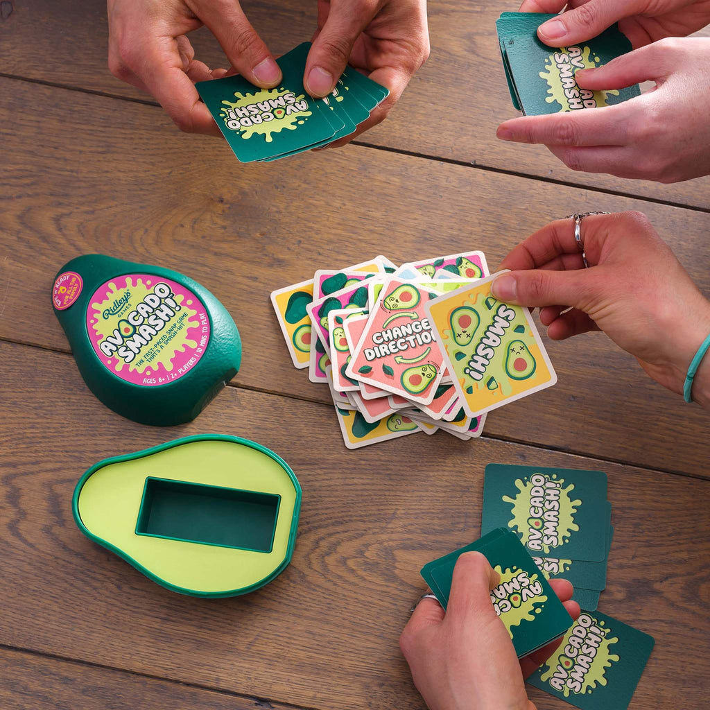 Ridleys Games Avocado Smash Card Game