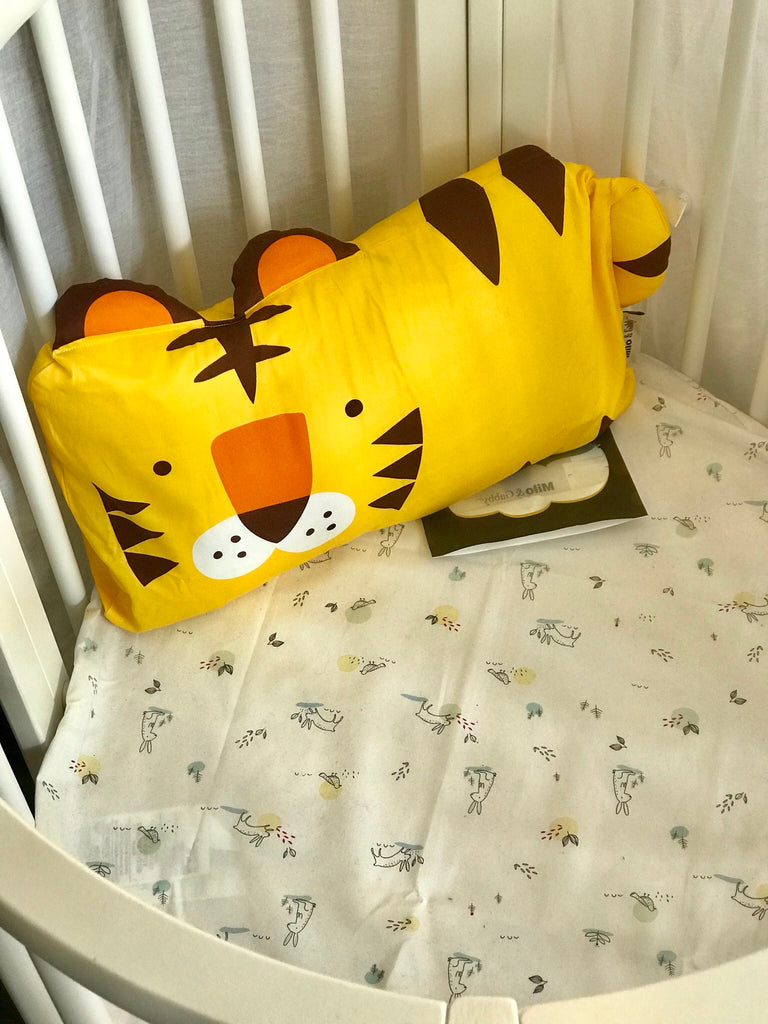 Original Animal 3D Toddler Pillowcase for Babies and Kids
