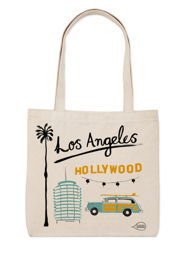 Los Angeles Everyday Tote