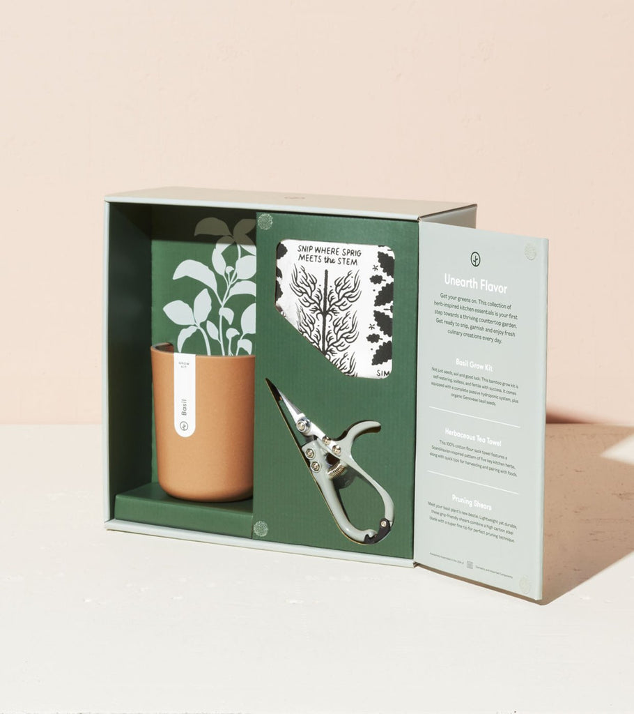 Live Well Gift Set - Harvest