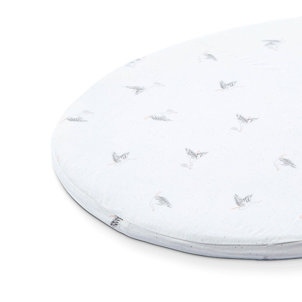 Stork Fitted Sheet