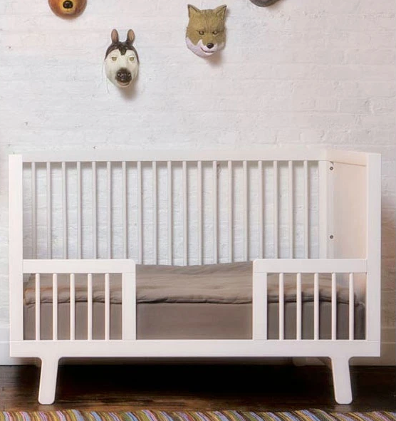 SF Floor Model Oeuf Sparrow Crib