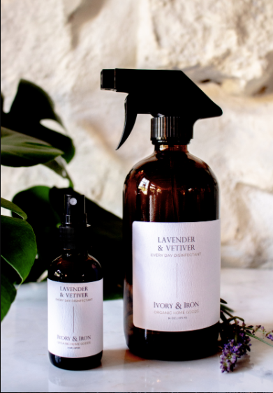 Lavender & Vetiver Disinfectant