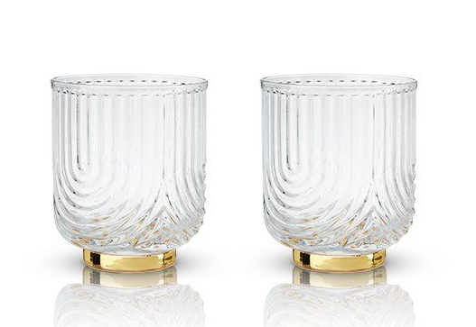 Great Gatsby Tumblers (2)