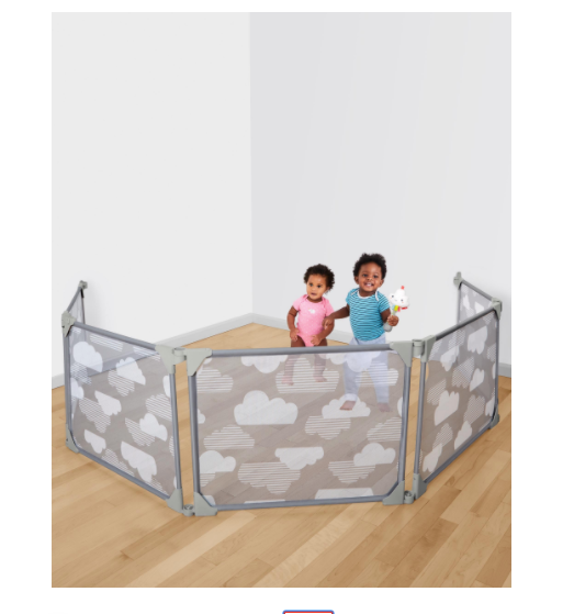 Playview expandable play area