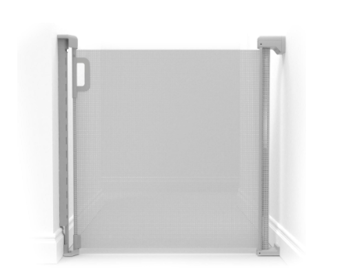 Playview Retractable Mesh gate