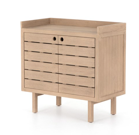 Lula Small Sideboard Washed Brown